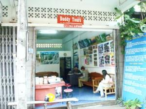 Office of Buddy Tours Chiang Mai Thailand