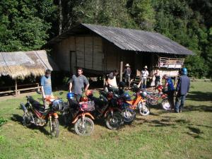 Chiang Mai Motorbike (Motorcycle) Adventures